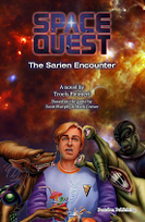 Space Quest: The Sarien Encounter by Troels Pleimert