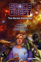 Space Quest: The Sarien Encounter by Troels Pleimert
