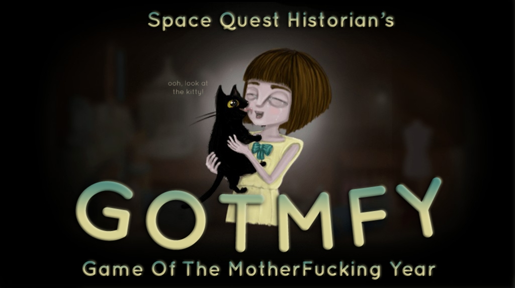 Game of the MotherFucking Year: Fran Bow