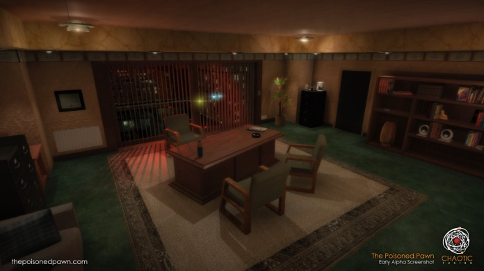 Tex's office in Unity 5. There's more where that came from.