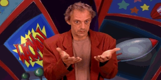 No, really. THAT Christopher Lloyd.